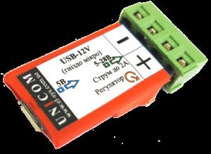 Новинка! Адаптер USB-12V